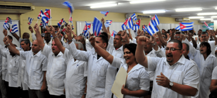 kenya first batch of cuban doctors arrive in the country