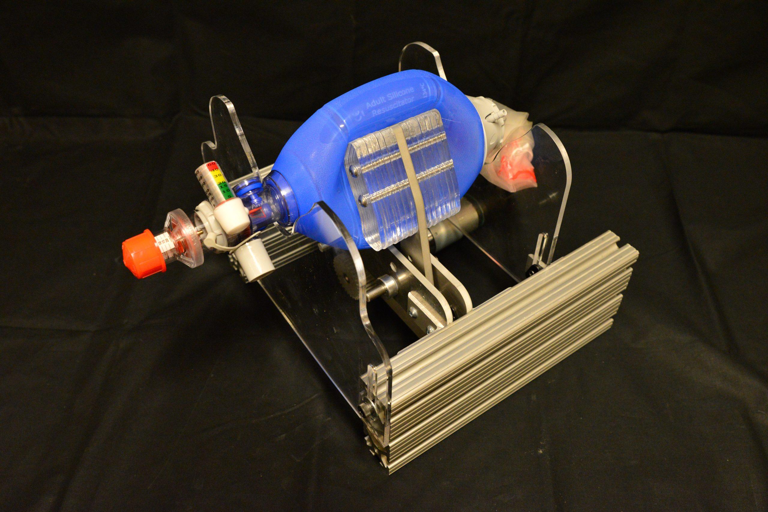 MIT E Vent prototypes